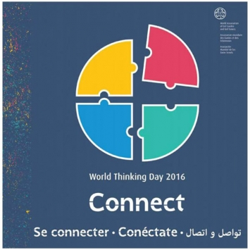World Thinking Day 2016 Activity Pack 'Connect'