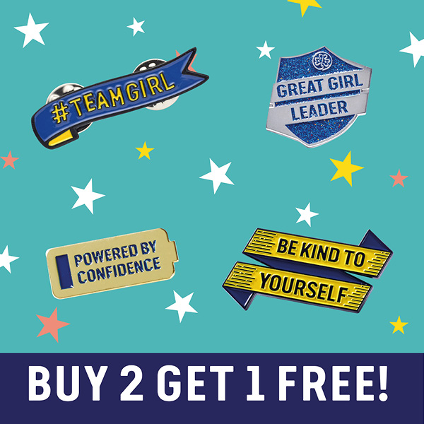 WAGGGS - Pins - Pin bundle pack