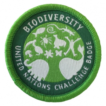 Biodiversity Challenge Badge (Pack of 10)