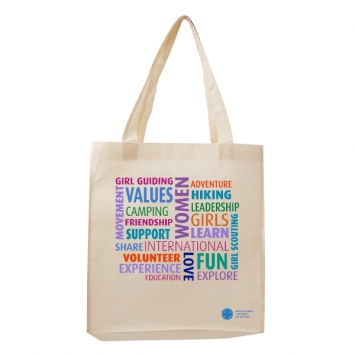 Wordle Shopping Bag