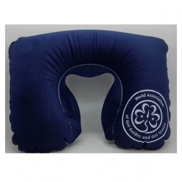 WAGGGS Travel Pillow with pouch